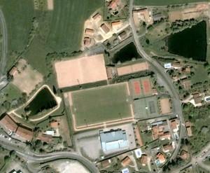 Stade de Bessenay